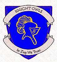 Knight Owls team badge